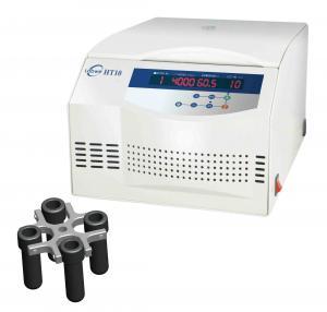Microprocessor Control Standard Crude Oil Centrifuge HT10 For Laboratory