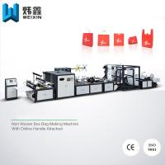 Quality 5 - in - 1 Automatic Non Woven Bag Making Machine / Auto Non Woven Fabric Machinery wholesale