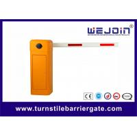 Best Safety Electronic Folding Parking Barrier Gate Car Park Barrier Arms Customized wholesale