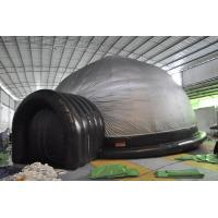 Customized Fire Retardant 10m Diameter Dome Inflatable Planetarium Tent