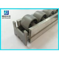Quality Roller Track End Cap Aluminum Tubing Joints For Pipe Rack System AL-50 wholesale