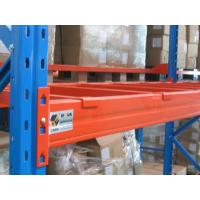 Buy cheap NOVA High Standard Galvanized Heavy Duty Pallet Racking 50.8mm Pitch from wholesalers
