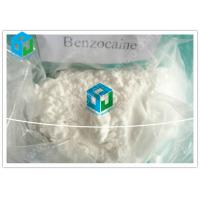 Benzocaine Topical Ester Local Anesthetic Drugs For Fever Reducing / Pain Killing
