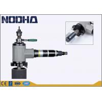 1 HP Automatic Pneumatic Pipe Beveling Machine For Oil / Gas Filed
