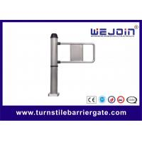 Best Turnstyle Gates Entrance Turnstiles Compatible with IC / ID / Bar Code wholesale