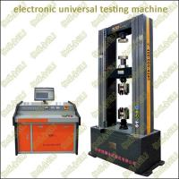 Quality 200kN/300kN Computer Control Electromechanical Universal Testing Machine (Hydraulic Clamps) wholesale