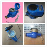 Quality 15mm-25mm Electronic MBUS Intelligent Water Meter For AMR System High Sensitivity wholesale