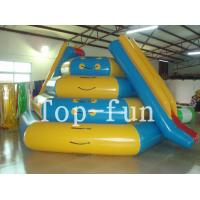 Quality PVC Inflatable Water Parks , Inflatable Playground For Rental Durable wholesale
