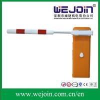 Quality Safety Highway Toll / Parking Lot Barrier Gates Automatic Vehicle Barriers wholesale