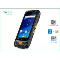 Quality Build in NFC UHF Scan Code Smartphone Android 5.1.1 Rugged 4.7 Inch Phone wholesale