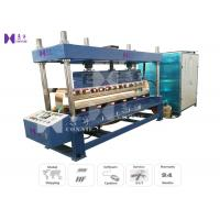 Quality 3T High Frequency Plastic Welding Machine Four Column Structure 0.6Mpa Air Pressure wholesale