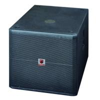 Best 18'' subwoofer 600W RMS bass for indoor outdoor sound pro karaokes concerts evening partys shows sound audio speaker box wholesale