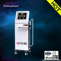 Quality Standing Fractional RF Microneedle Facial Care , skin rejuvenation and body shape wholesale