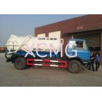 Buy cheap Highly Resistant 5 Ton Special Purpose Vehicles , Vaccum Septic Pump Truck For from wholesalers