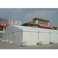 Safety / Artistic Large Outdoor Tent , High Reinforced Aluminum Party Tents 15m X 25m