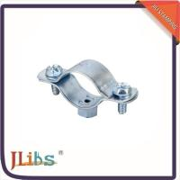 Quality Custom Cast Iron Pipe Clamps , Concrete Pipe Clamps One Side Open 135060 wholesale