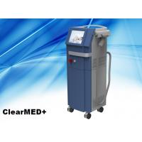 Quality Vertical 808nm Diode Laser Hair Removal Equipment with 10 - 1500 ms Pulse Duration , CE / ROHS / FCC wholesale