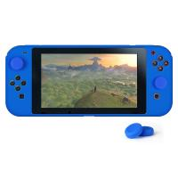 Best Soft and Durable Nintendo Switch Parts Assorted Colors Silicone Cover wholesale
