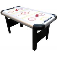 Easy Move 5FT  Air Hockey Game Table Electronic Scoring For Family Play