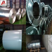 Quality Prepainted GI steel coil / PPGI / PPGL galvanized steel sheet in coil 914 ~ 1250 mm wholesale