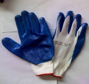 Best 13G nylon shell,nitrile coated, wholesale