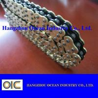 Quality 520-120L Motorcycle O Ring Chain Transmission Spare Parts In Black and Gloden wholesale