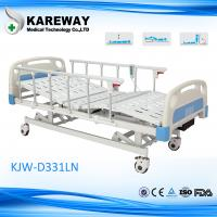 3 Motors Homecare Hospital Beds , Hospital Adjustable Bed With Control Box