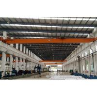 LDP Low Headroom Single Girder Travelling Bridge Crane For Workshop / Warehouse