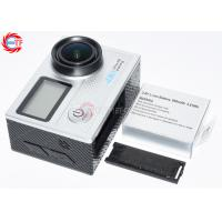 "Quality Silver EN5A Mini Action Camera Dual Screen 2.0"" 30M Waterproof 170° Wide Angle wholesale"