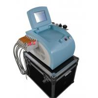 Quality Cavitation Tripolar RF Vacuum Laser Liposuction Equipment wholesale