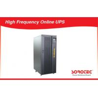 Dual - Mains Input Three Phase High Frequency Online UPS 10-30KVA
