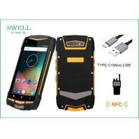 Best Promotional Military Spec Smartphone , Gps Wifi Cell Phone 4300mah Battery wholesale