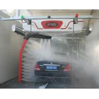 Quality Fully automatic car wash with foam and wax and air dyring tunnel car washing machine wholesale