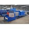 Quality High Speed PU Sandwich Panel Production Line , Polyurethane Sandwich Panel Line wholesale
