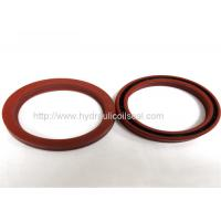 WYS Hydraulic Rod Seals Oil Resistance Windproof 70 - 90 Shores A Hardness
