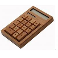 Best Bamboo LCD Caculator wholesale
