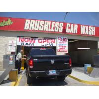 Quality Automatic car wash chain car wash systems in USA with car wash rotating brush wholesale