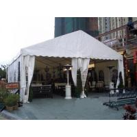 500 People Luxury Outdoor Wedding Tent Aluminum Frame With PVC Cloth Opaque