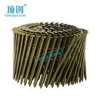 High Quality Coil Nail/Pallet Coil Nail/Coil Nails for Pallets with Low Price from nail factory