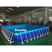 Best Outdoor Water Games Mini Inflatable Water Pools With Water Filtration System wholesale