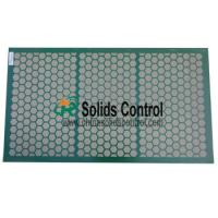 TR Solids control Vibrating Shaker Screen for all shale shakers in the oil field drilling industry
