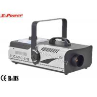 Professional Stage Fog Machine 1500Watt  High Output With Remote Control For Stage, KTV   X-07