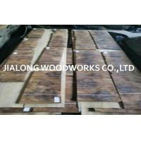 Buy cheap Black Walnut Wood Burl Veneer Sheet Natural Sliced Top Grade from wholesalers