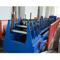 Best Chain Drive Pre-Cutting Automatic Adjustment C Purlin Forming Machine With Hole wholesale