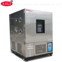 Buy cheap Humidity 10%-98%R.H Conditioning Temperature Humidity Chamber  with -70- 150degree for LCD Touch Screen from wholesalers