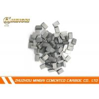 Buy cheap SM10 Tungsten Carbide Saw Tips for CircularSaw Blade , long using life from wholesalers