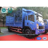 Buy cheap Sinotruk Cdw 4 X 2 Side Wall Mini Lorry Truck 130HP 5 Ton Left Hand Drive from wholesalers