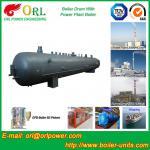 Quality 50 T Water Tube Boiler Mud Drum Once Through High Heating Efficiency wholesale