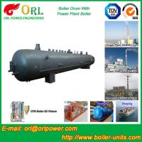 Cheap Solid Fuel Boiler Mud Drum 50 Ton Stainless Steel Pharmaceutical Industry for sale