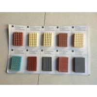 Quality 200psi Tensile Strength Perforated Silicone Foam Sheet 10mm×0.9m×1.8m wholesale
